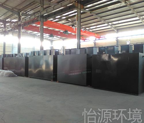 地埋式污水设备工厂