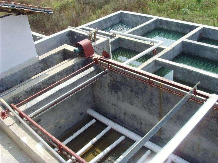 河南三门峡种猪场污水处理项目