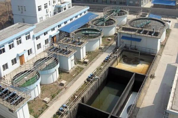 重庆永川造纸污水处理项目