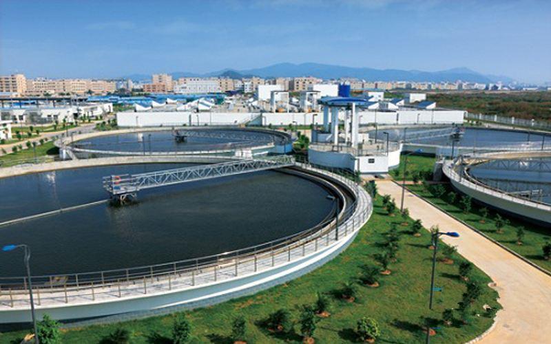 四川成都造纸厂污水处理项目