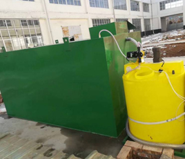 四川省成都市医院污水处理项目