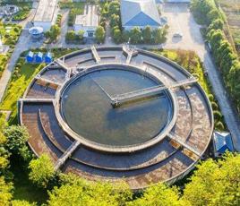 湖北武汉工业园区污水处理项目