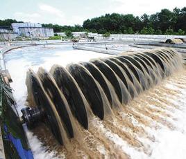 安徽合肥制药厂污水处理项目