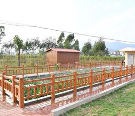 湖北黄冈新农村污水处理项目