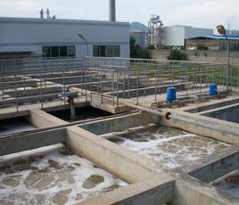 山东菏泽肉牛养殖场污水处理项目