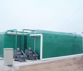 江苏南京玄武区医院医疗污水处理项目