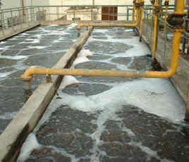 广东省广州市天河区服装厂污水处理项目