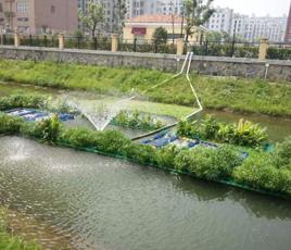 安徽合肥河流黑臭水处理工程