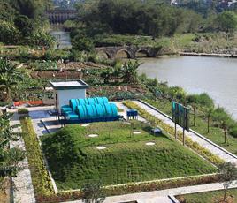 湖北兴山县农田灌溉污水处理项目