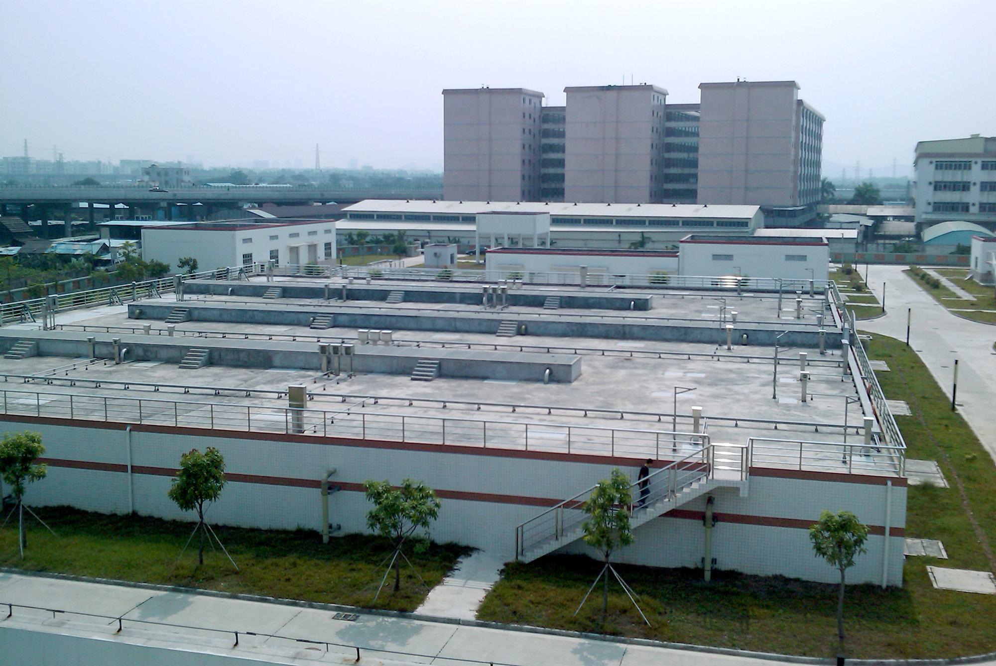 武汉污水处理中回流问题总结