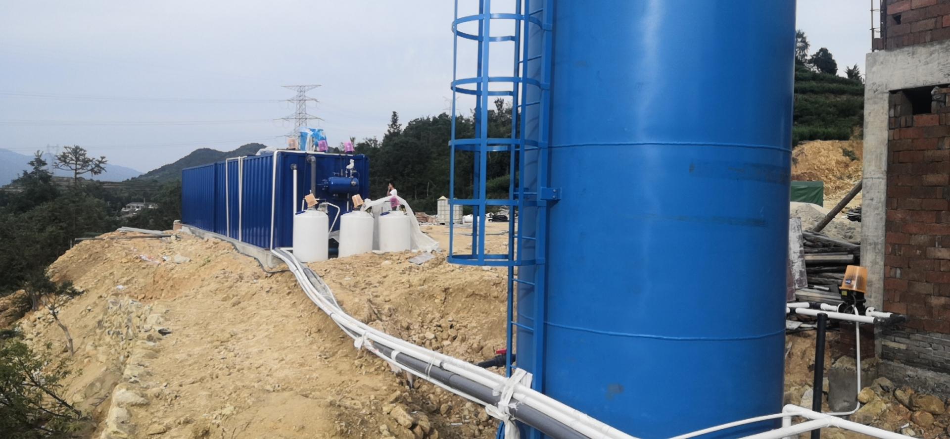 恩施养殖污水处理项目